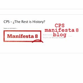 CPS Manifesta 8 Blog